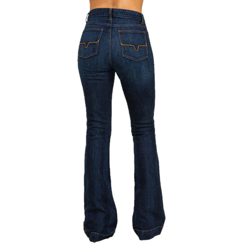 Kimes Ranch Jennifer High Rise Wide Flare Jeans JENN-DW
