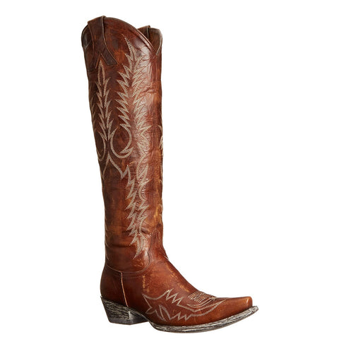 Old Gringo Ladies Mayra Brass Tall Boots L1213-4