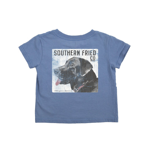 Southern Fried Cotton Children's Toddler Original Boss Shirt SFT01610