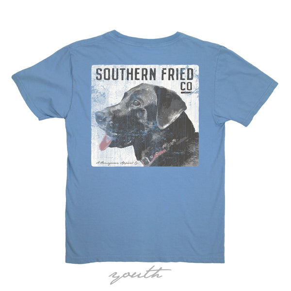 Southern Fried Cotton Children's Youth Original Boss T-Shirt SFY01610