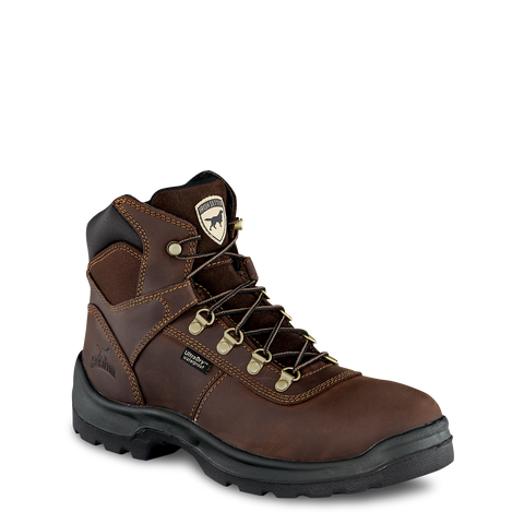 Irish Setter by Red Wing Mens Ely Steel Toe Waterproof Work Boots 83618