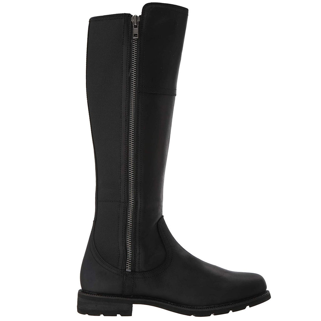 Boots Women's Shoes Ariat® Ladies Sutton H2O Waterproof Tall Black Boots 10024986