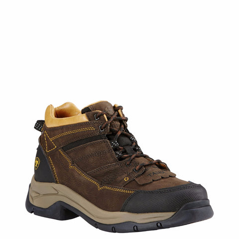 Ariat Men's Terrain Pro H2O Java Waterproof Lace-Up Boot 10018478 - Wild West Boot Store