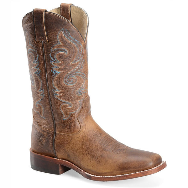 Double H Men's Brown Blue Casual Boot DH3584 - Wild West Boot Store - 1