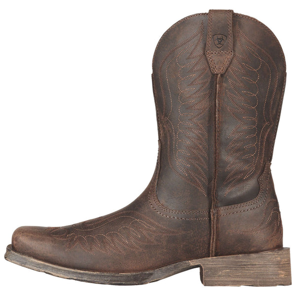 Ariat Men's Rambler Phoenix Brown Boots 10010944 - Wild West Boot Store