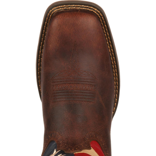 Durango Men's Rebel Patriotic Pull-On Flag Boots DB5554 - Wild West Boot Store - 4