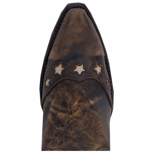 Dan Post Ladies Liberty Flag Western Boot DP3586 - Wild West Boot Store - 4