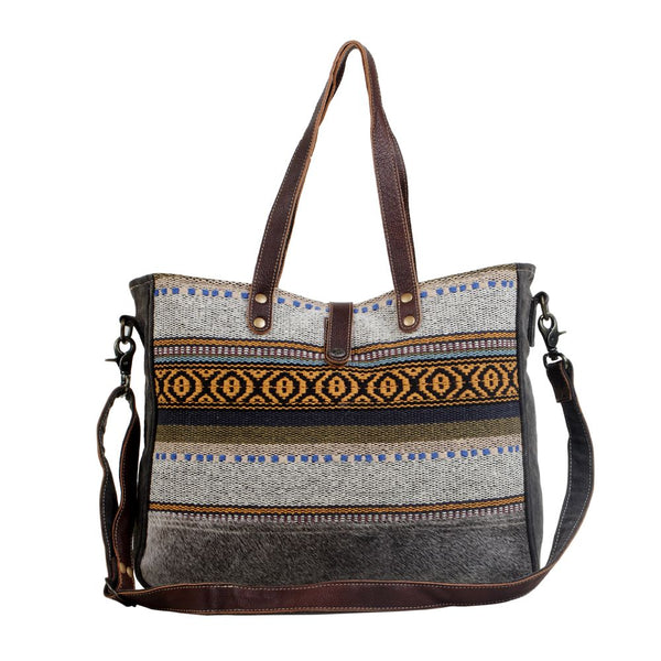 Myra Bag Rustic Weekender Bag S-2801