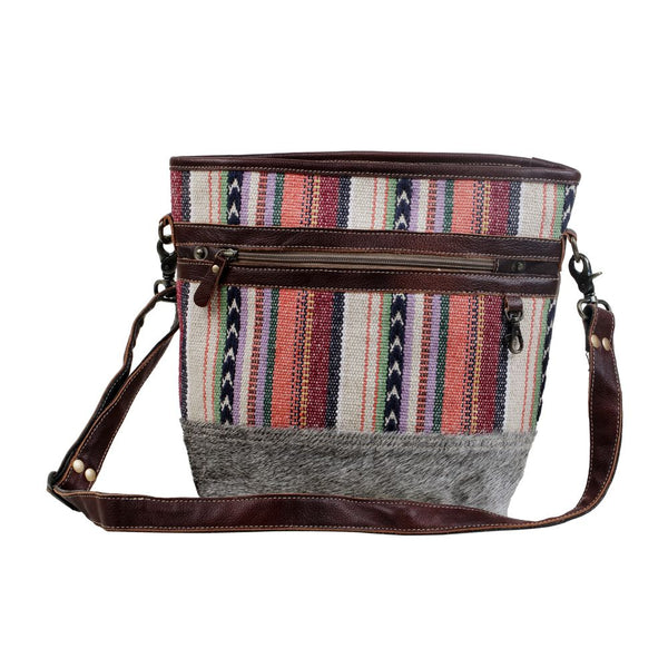 Myra Bag Hues Cotton Rug Shoulder Bag S-2865