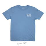 Southern Fried Cotton Children's Youth Just Swimming T-Shirt SFY01574