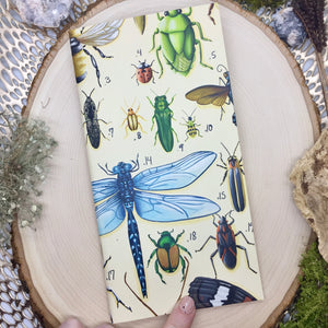 Insect Mini Sketchbook/ Travelers Sketchbook