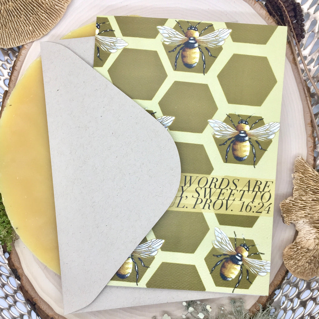 Bee Kind Digital Card