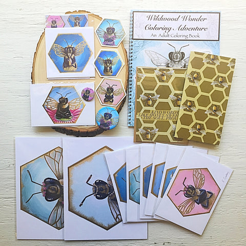 Bee Lovers Bundle