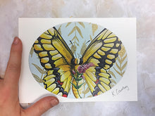Load image into Gallery viewer, Butterfly Print