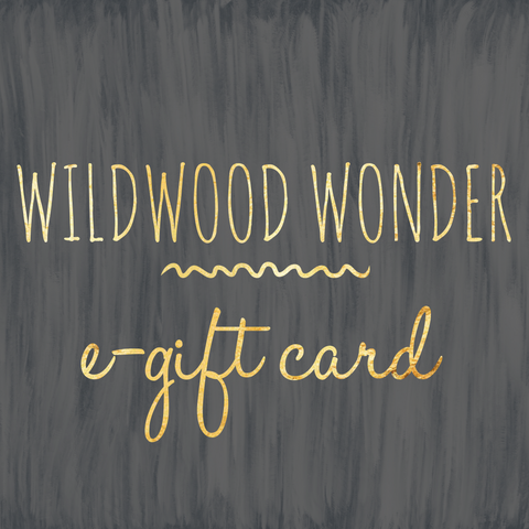 Wildwood Wonder E-Gift Card