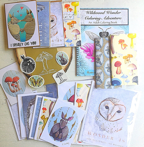 Woodland Lovers Bundle