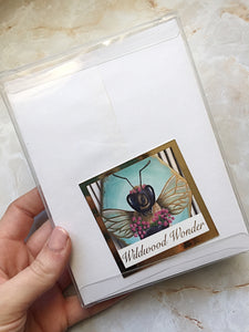 Mississippi Critters Color Greeting & Thank You Card