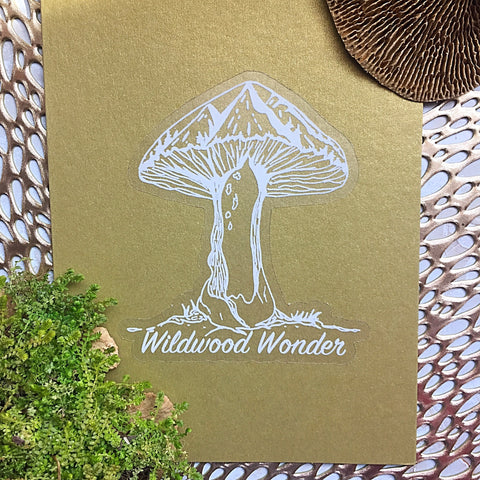 Wildwood Wonder Decal