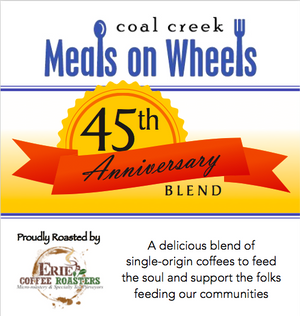New Partnership with Coal Creek Meals on Wheels