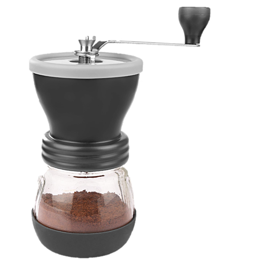 Aidodo Coffee Grinder, Hand Burr Coffee Grinder