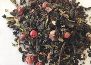 Dark Chocolate Peppermint Tea--Seasonal!