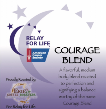 Limited Time: Relay for Life Coffee Courage Blend