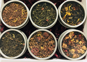 6-Tea Fruity Tea Gift Pack