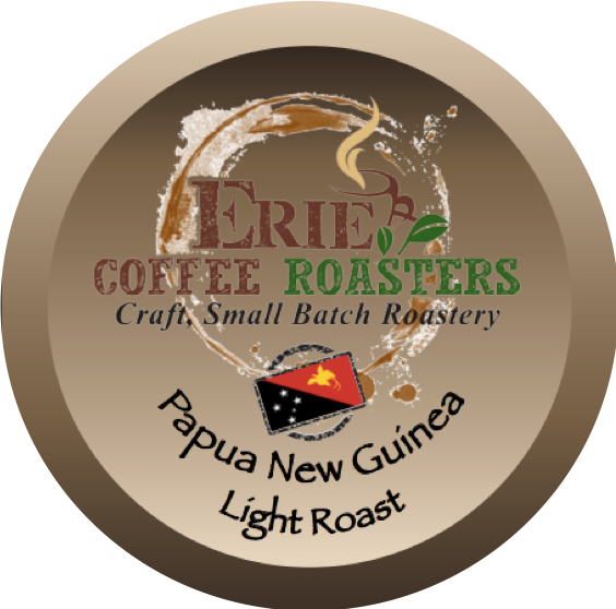 K-Cup®-Style Single-Serve Pods: Papua New Guinea Light Roast 100% Recyclable Cups