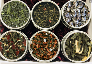 6-Tea Green Tea Gift Pack