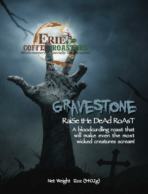 Raise the Dead Roast: Limited Halloween Edition!