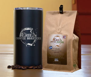 12oz Double Wall Tumbler + 12oz Coffee