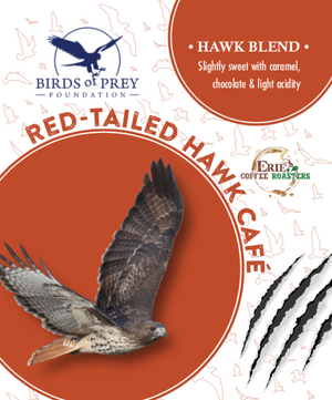 Birds of Prey Foundation: Red-Tailed Hawk Blend