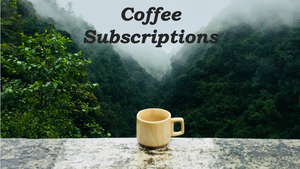 Coffee of the Month 12 Month Subscription