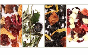 Fruity Herbal Tea Sample Pack: Great for Hot or Iced!