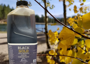 Black Gold~Cold Brew Concentrate 64oz