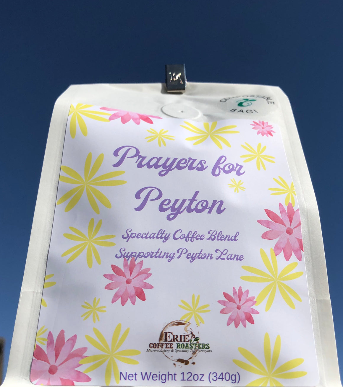 Prayers for Peyton