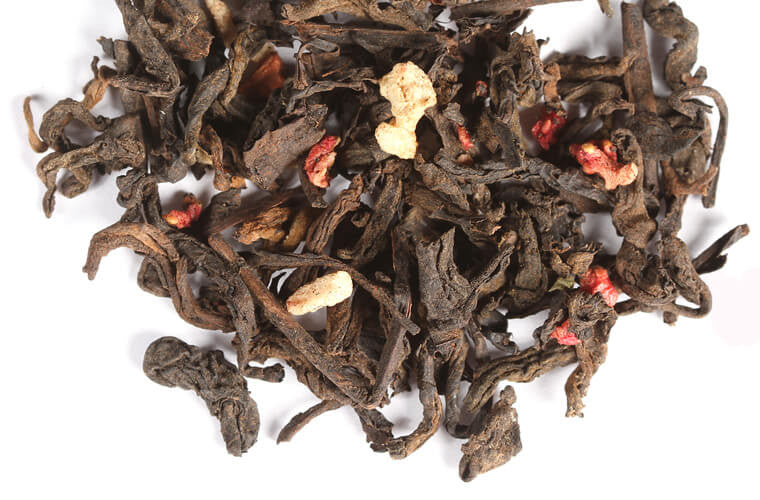 Pu Erh Hazelberry Tea