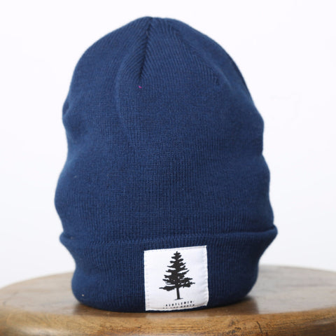 Heritage Toque: Navy