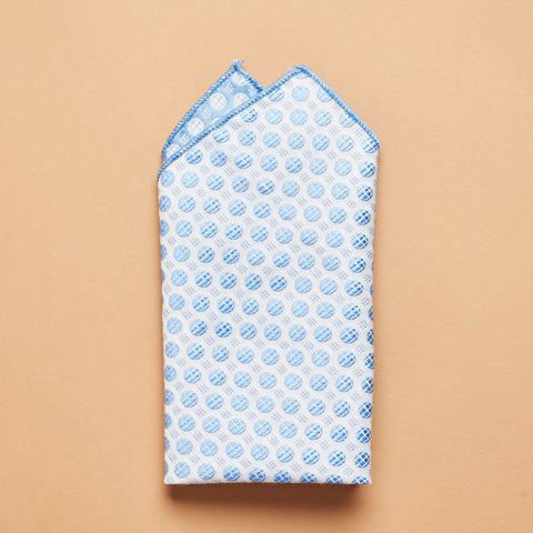 Summer Pocket Square