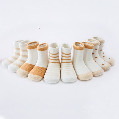 Crew Socks 5 Pack (Ages 0-12)