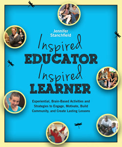 InspiredEducator by J. Stanchfield - Experiential Social-Emotional Learning Activties