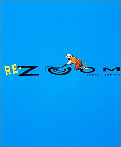Re-Zoom, a Non-Language Based Story