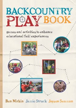 Backcountry Playbook is a Quick Group Games and Activities Resource