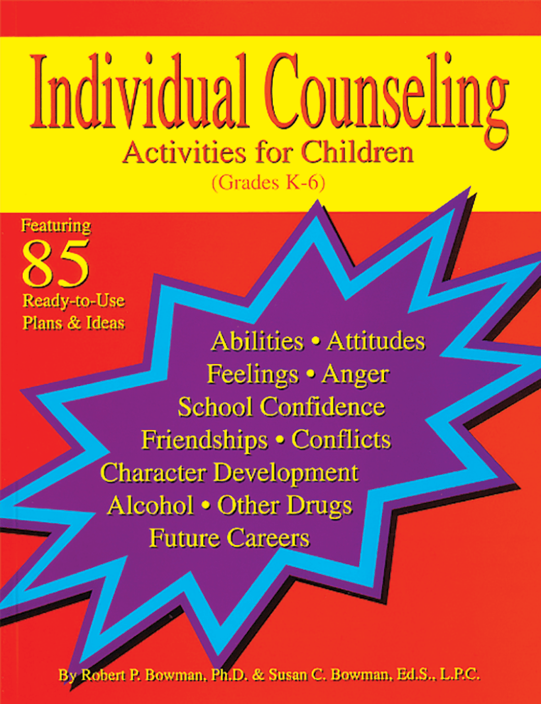 Individual Counseling Activities for Children
