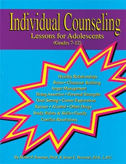 Individual Counseling Lessons for Adolecents