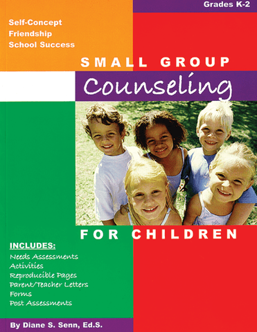 Small Group Counseling K - Gr. 2