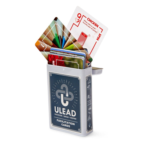 ULead Cards for Team-building, Community Building and Social Emotional Learning