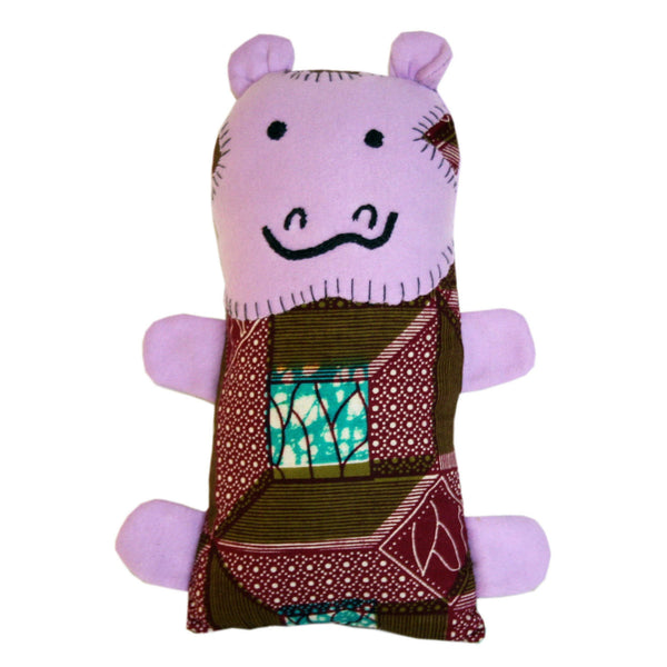 Little Friends Hippo Plush - Dsenyo