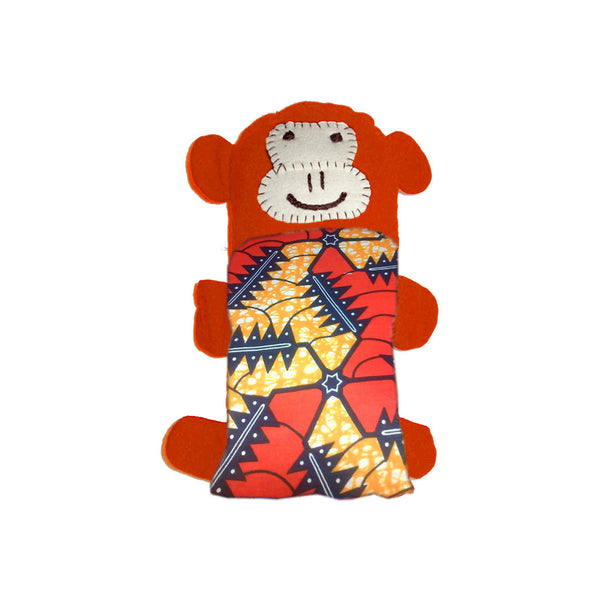 Little Friends Monkey Plush - Dsenyo