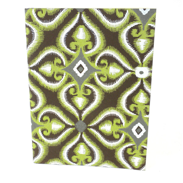 Green Illusion Soft Journal - Sustainable Threads (J)